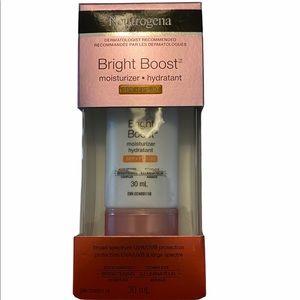 NEUTROGENA Bright Boost Moisturizer 30ml NIB